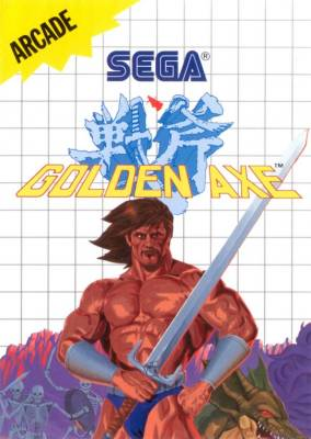 Golden Axe -  US