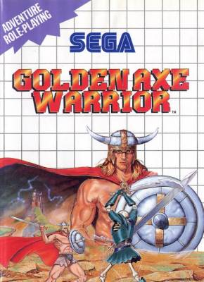 Golden Axe Warrior -  EU