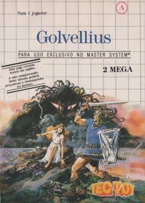 Golvellius -  BR