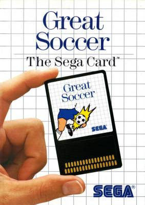 Great Soccer Card -  IT