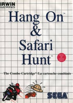 Hang On and Safari Hunt -  CA