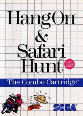 Hang On and Safari Hunt -  US