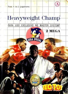 Heavyweight Champ -  BR -  A