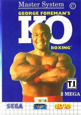 Heavyweight Champ -  BR -  George Foremans KO Boxing