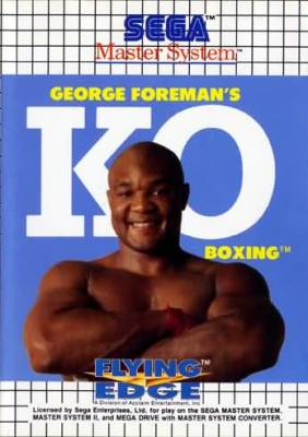 Heavyweight Champ -  EU -  George Foremans KO Boxing