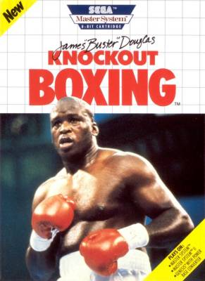 Heavyweight Champ -  US -  James Buster Douglas Knockout Boxing