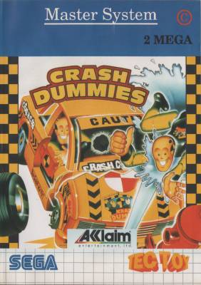 Incredible Crash Dummies -  BR