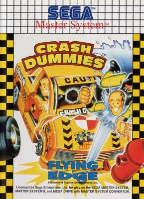Incredible Crash Dummies -  EU