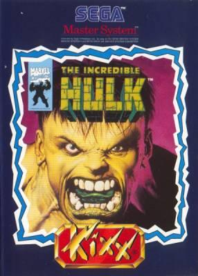 Incredible Hulk -  EU -  Kixx