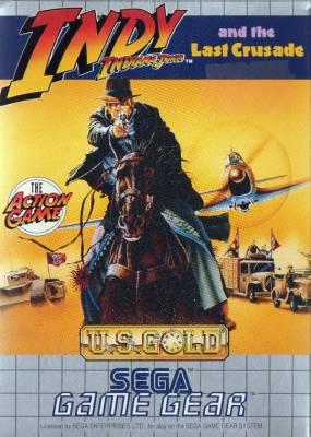 Indiana Jones and the Last Crusade -  EU -  Front