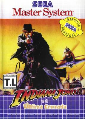 Indiana Jones and the Last Crusade -  PT