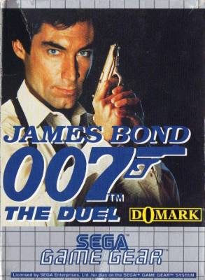 James Bond 007 The Duel -  EU -  Front