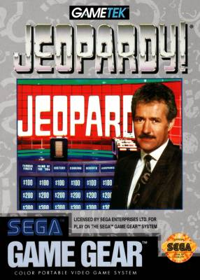 Jeopardy -  US -  Front