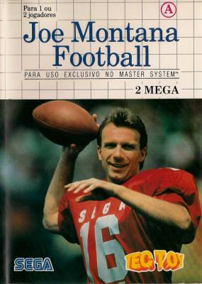 Joe Montana Football -  BR