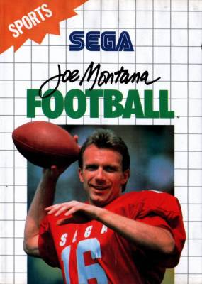 Joe Montana Football -  EU