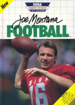 Joe Montana Football -  US