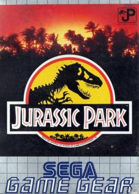 Jurassic Park -  EU -  Front