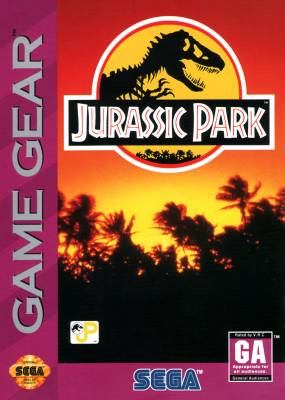 Jurassic Park -  US -  Front
