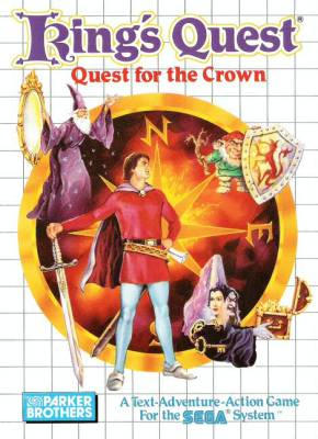 Kings Quest -  US