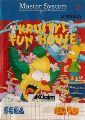Krustys Fun House -  BR