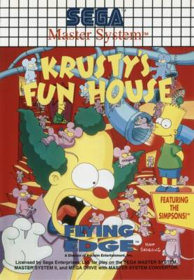 Krustys Fun House -  EU