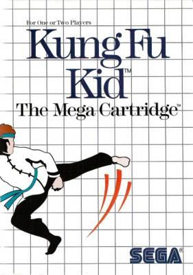 Kung Fu Kid -  US