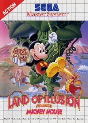 Land of Illusion -  EU