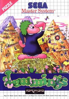 Lemmings -  EU