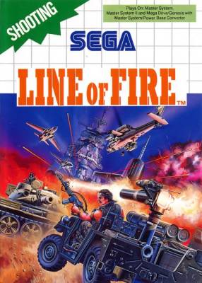 Line of Fire -  EU
