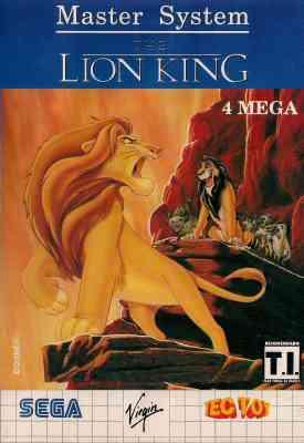 Lion King -  BR