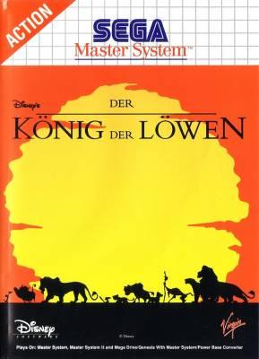 Lion King -  DE