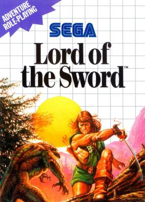 Lord of the Sword -  EU -  No R
