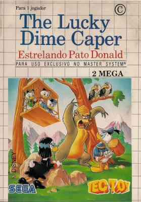 Lucky Dime Caper -  BR