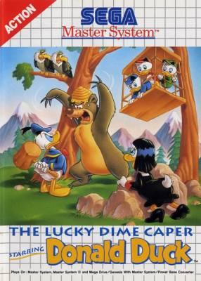 Lucky Dime Caper -  EU