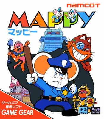 Mappy -  JP -  Front
