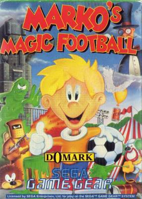 Markos Magic Football -  EU -  Front