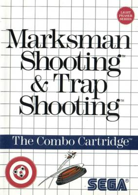 Marksman Shooting and Trap Shooting -  US -  Front