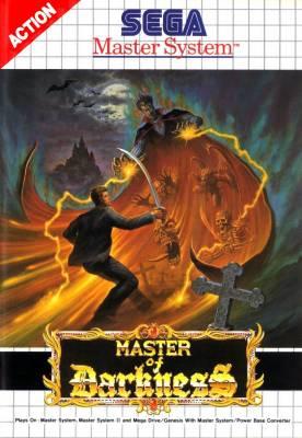 Master of Darkness -  EU