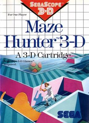 Maze Hunter 3D -  EU -  No Limits