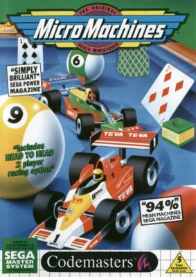 Micro Machines -  EU -  B