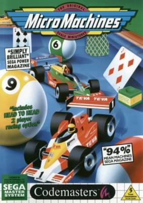 Micro Machines -  EU -  B
