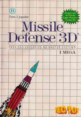 Missile Defense 3D -  BR