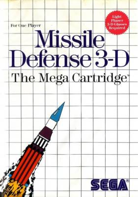 Missile Defense 3D -  US -  Made in China