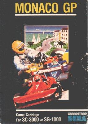 Monaco GP -  NZ -  Front