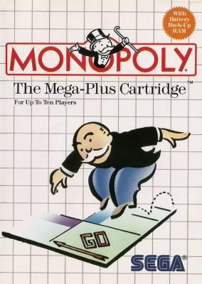 Monopoly -  EU -  R