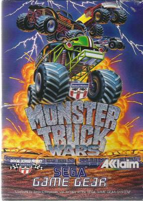Monster Truck Wars -  EU -  Front