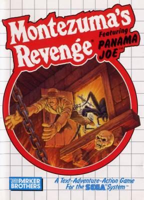 Montezumas Revenge -  US
