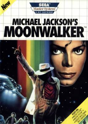 Moonwalker -  US -  Front