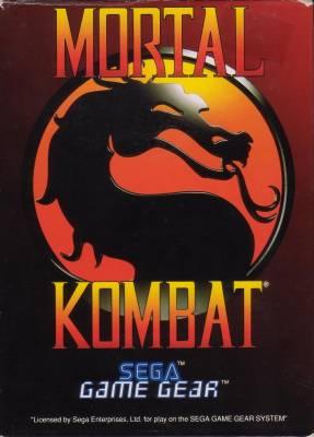 Mortal Kombat -  EU -  Front