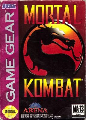 Mortal Kombat -  US -  Front